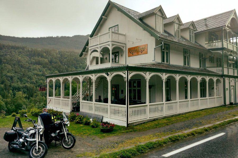 Diario di bordo n. 4 – Heidal (540 km)