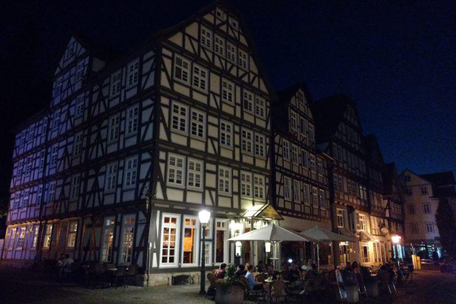 Diario di bordo n. 1 – Kassel (1100 km)