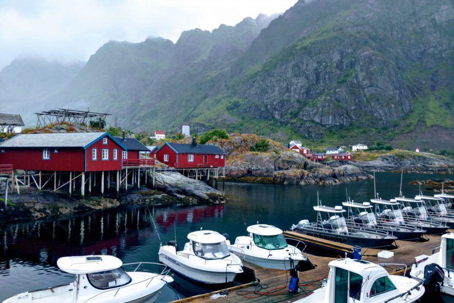 Diario di bordo n. 9 – Harstad (245 km)