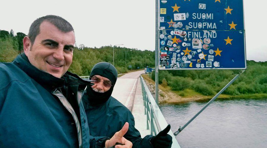 Diario di bordo n. 15 – Rovaniemi (456 km)