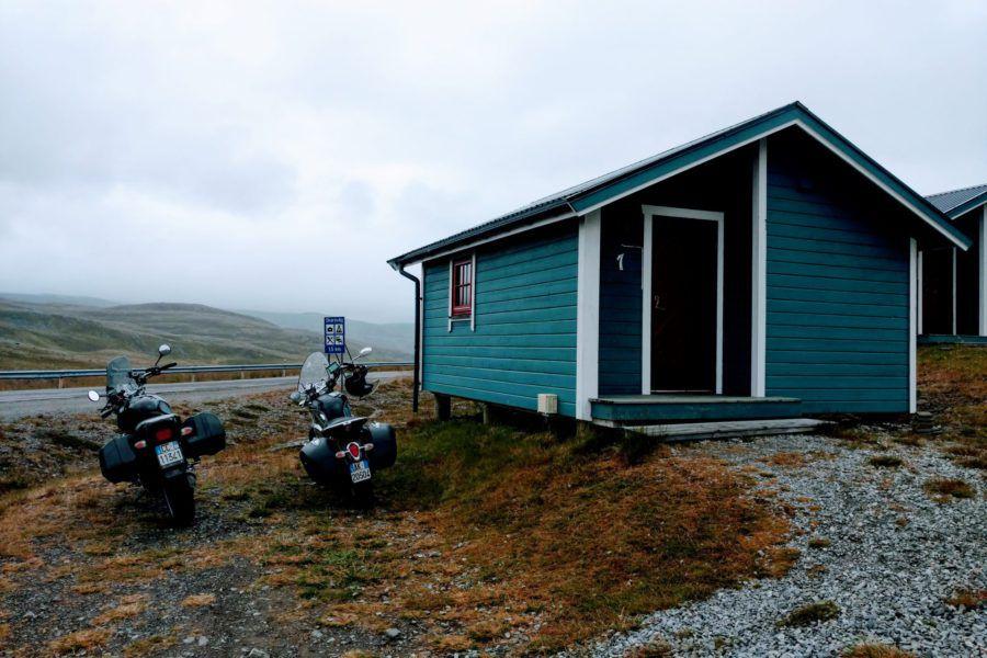 Diario di bordo n. 12 – Skarsvåg, Capo Nord (236 km)